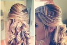 Style / Hair / by Catherine Moore