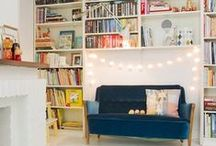Home & Ware / Inspiration for spaces around the home (and studio!) / by Alice Cole