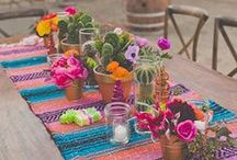 Tablescapes / decor and flower designs for a beautiful tablescape at your wedding reception or special event
