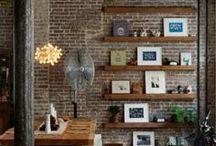 Hello bookshelf / by Jessica Cooney