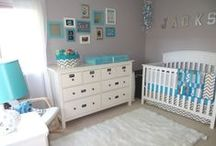 Nursery Ideas for Bryce