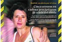 Portadas / Las portadas del diario  / by ABC_es diario