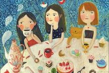 Children Illustrations / by Marielle Che