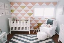 Baby Nursery Inspiration / Make baby's first room truly special with this board full of amazing inspiration!
