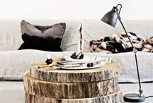 Home Decor - Living Rooms / Inspiration for living rooms in all shapes and sizes.