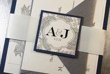 Wedding | Invitations & Stationery / by Eloquence D coordination | Déborah Blaise