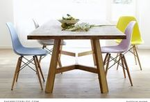 Home Decor - Dining Rooms / From spacious and modern to quaint and comfy we have inspiration for dining rooms everywhere.