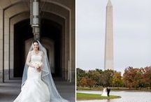 Washington DC area Weddings / Real weddings in the DC, VA and MD area