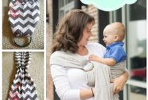 Help Me Make a Ring Sling / Great tutorials to sew your own DIY Ring Sling.