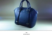 Bellini Full-grain Leather - Navy Blue / Featuring the high quality Full-grain leather similar to luxury brands from Paris or Milan. Our Full-grain leather comes with waterproof and nail-proof properties. All grains are made by nature with minimal refurbishments. It's very durable yet sophisticated in every tiny details.   Size : Bag 38 x 24 x 15 cm Handle Drop Length 9 cm Strap Length 92 - 112 cm  ** Special Promotion THB 5,300  http://monique-store.com/collections/bellini