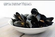 Main Dishes - Seafood / Seafood dishes to save and to try!