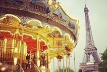 Pining for Paris / by a blue
