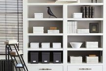 Shelving  / For storage and display