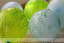 Birthday, gift ideas / by Tabitha Gibson
