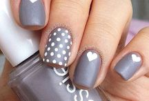 Pretty nails / by Crystal Newbold