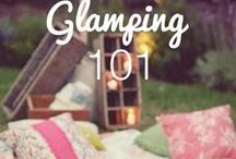 Glamping / Bubbly under the stars, anyone?