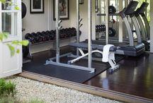 Future home gym