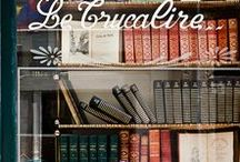 Bookshop Lust / Photos of beautiful Bookshops/Bookstores and their wonderful bookshelves from around the world.