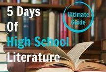 ultimate high school literature guide