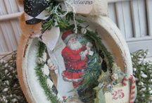 Christmas / by Crystal Newbold
