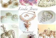 My WEDDING Jewellery Designs / Projects and bespoke designs created for weddings and special occasions