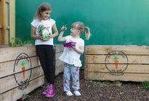 Kids Gardening - fun garden activities for home or school projects