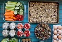 healthy: food prep & pantry / All pins related to healthy eating food prep ideas and what to stock for a healthy pantry