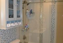 Beautiful Baths / remodeling ideas for baths of all sizes