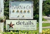 Cape Cod Gift Shops