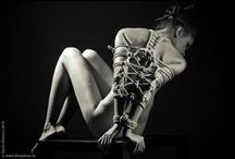 Shibari / Shibari is an ancient Japanese artistic form of rope bondage.
