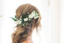 Flower Crown Inspo / Inspiration for:  www.sweetbeeblooms.com