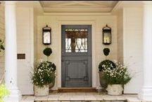 Entryways/Foyers / by Julie Ketchum