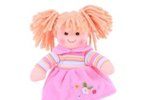 Bigjigs Toys - Dolls / Our Bigjigs Dolls Collection has a wide range of beautifully dressed dollies looking for a special person to become their best friend. These cheerful and traditional dolls are perfect friends for young children who love role-play allowing the development of interaction and promoting imaginative play.   We have an extensive range of Bigjigs Dolls, all with beautifully designed outfits looking for a loving and caring home. Why not take a new best friend home?