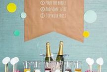 Adult Birthday Party Ideas {30th, 40th, 50th, 60th} / Best adult birthday party ideas. Including party themes for milestones like 30th 40th, 50th, and 60th birthday party ideas.