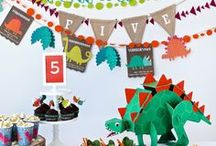 Boys Birthday Party Ideas / Boys birthday party ideas and cool party themes.  Including party games, how to decorate, party favors, and party food recipes.