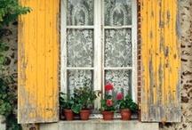 Doors, Windows & Entances - first impression....  / by Elpida Dimou
