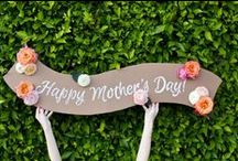DIY Mother's Day Gifts  / DIY Mother's Day gift ideas which also include crafts, activities, homemade gifts, printable cards, recipes and food she'll adore, and lovely handmade Mother's Day gift ideas you can make for Mom.