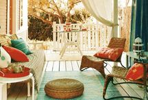 Home: Deck, Porch, and Outdoor Living / by J.J. Johnson