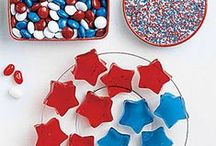 Independence Day - All Americana / Independence Day is upon us! As you're preparing, try these recipes, grilling tips, and DIY crafts for a fun 4th of July celebration! / by Grandparents.com