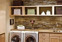Laundry Room  / by Christy Williams