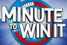 Minute To Win It / by Carol Behrens