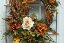 Wreaths  / by Susan Sabin