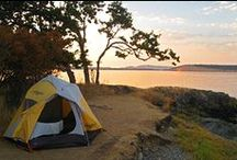 Backpacking/ Biking Trips / by Quinessa Passey