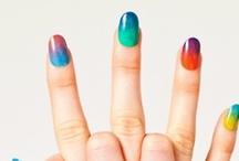 Hands up! / Fingertip finery. / by Cassie Clarke