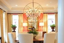 Dining Rooms / by Rebecca Robeson