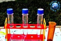 Science Experiments for Kids / by Leanna @ Alldonemonkey.com