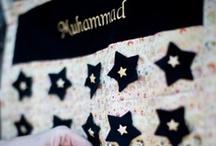 ramadan decor / Children's Ramadan Calendars