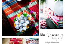 k. a. / Khadija Annette's branding and products. www.khadija-annette.com