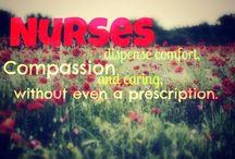Nursing <3 / by Kaleena Suzawa