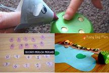 Math Activities / Math activities for kids